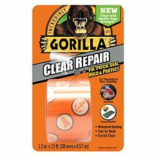 Gorilla 6015002 Repair Tape 5-Yard Clear