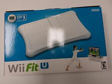Wii U -- Wii Fit U w/ Balance Board accessory and Fit Meter - NEW SEALED