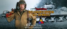 DID 80113S WWII US FURY Hell on Wheels  Donald Brad Pitt 1/6 Figure Special
