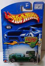 Hot Wheels 2002 First Editions #41/42 Ballistik collector #053