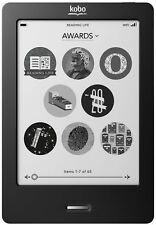 Great Condition! Kobo eReader Touch 2GB, Wi-Fi, 6in - BLACK      - @XKB
