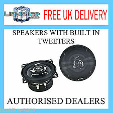 "SUB ZERO ICE SS3326 5.25"" CO-AXIAL CAR DOOR SPEAKERS 165 WATTS MAX POWER"