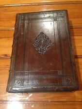 1578 RARE Folio BISHOPS BIBLE with 1574 Lives of Holy Saints WOODCUTS Tyndale