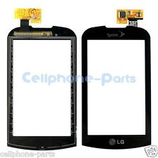 LG Rumor Reflex LN272 Digitizer Touch Screen Panel Sprint Logo (Black)