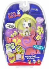 "*New In Box* Littlest Pet Shop LPS ""Paws Off! Electronic Diary"""