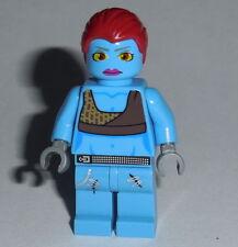 SUPER HERO Lego X-Men Mystique NEW Genuine Lego Parts Custom #1
