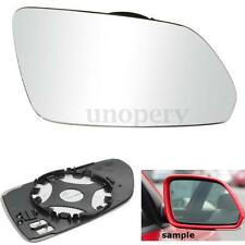 Right Driver Side Heated Electric Wing Mirror Glass for SKODA OCTAVIA MK2 04-08