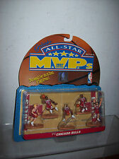 GALOOB NBA ALL STARS MVPS 1997 CHICAGO BULLS TEAM FIGURES RODMAN PIPPEN