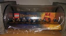 LEGO Lord of the Rings Brand New Extremely Rare Shop Display Cabinet
