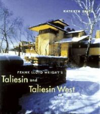 Frank Lloyd Wright's Taliesin and Taliesin West-ExLibrary
