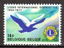 Belgium - 1977 25 years Lions International - Mi. 1901 MNH