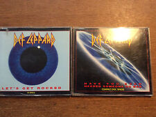 Def Leppard [2 CD Maxi] Have You Ever Needed Someone So Bad + Let's Get Rocked