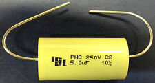 ICEL PHC 5.0uF 250V 85°C Axial Polypropylene Capacitor