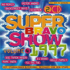 Bravo Super Show 1997 - Volume 4 (1997, 2xCD, Compilation)