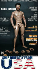 U.S. SELLER - 1/6 Muscular Nude Figure With Wolverine Head Hugh Jackman TTM19