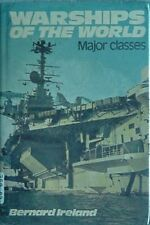 WARSHIPS OF THE WORLD: MAJOR CLASSES, 1976 BOOK