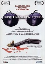 DVD- NUOVO SIGILLATO-THE KILLING OF JOHN LENNON, AUDIO ITALIANO, 16/9
