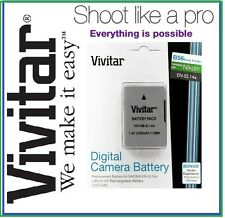 2300 mAh Vivitar ENEL14a Battery for Nikon D5100 D5200 D3200 D3100 D5300 D3300