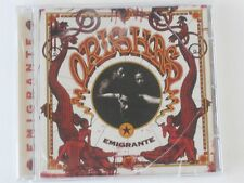 ORISHAS - EMIGRANTE - CD