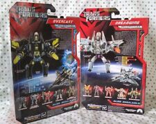 TransFormers OverCast DreadWing Jet All Spark Movie Lot G1 Titans Return TLK MOC