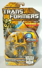Transformers Hunt For The Decepticons Battle Blade Bumblebee Deluxe Class NIP