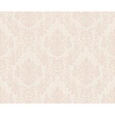 Creazione Classico Barocco Motivo Damascato Motivo Floreale con texture Carta da parati 304955