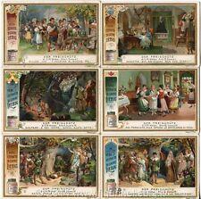 Chromo Liebig Sang. 676 ITA Der Freischuetz (Weber) ANNO 1901