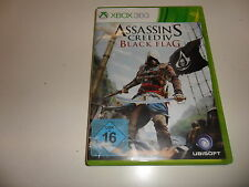 XBox 360  Assassin's Creed 4: Black Flag