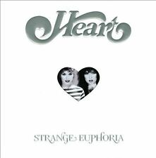 HEART GREATEST HITS DEMOS RARITIES STRANGE EUPHORIA 3 CD 1 DVD NEW FREE SHIPPING