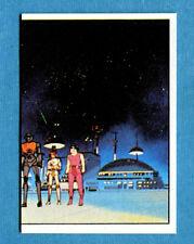 CAPITAN FUTURO Panini - 1980 - Figurina -Sticker n. 136 -New