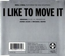 Reel 2 Real Feat. The Mad Stuntman - I Like To Move It
