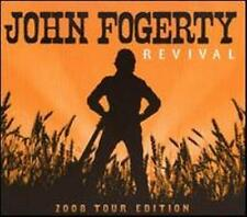 JOHN FOGERTY-Revival       2008 Tour Edition CD+DVD
