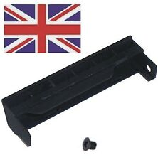 DELL LATITUDE E4310 HARD DRIVE CADDY DOOR COVER BLACK  WITH HDD SCREW