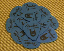 098-7351-900 Rock-On Touring Picks (12) Heavy 1.00 Genuine Fender Blue Delrin