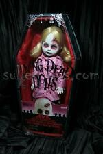 Living Dead Dolls Ava Series 22 Zombie Open Complete Bloody Raincoat sullenToys