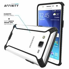 POETIC Affinity Clear Soft Shock proof TPU Case for Samsung Galaxy J7 (2015)