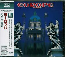 EUROPE 2013 S/T CD - JAPAN REMASTERED HIGH FIDELITY BLU-SPEC CD2 FORMAT