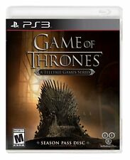 Game of Thones  A Telltale Games Series (PS3, 2014) *New,sealed*