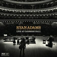 RYAN ADAMS Ten Songs From Live At Carnegie Hall CD BRAND NEW