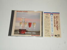GEORGE YOUNG - BURGUNDY - JAPAN CD 1987 KING RECORDS W/OBI- NM/NM  - JAZZ