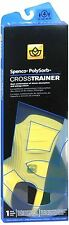 Spenco PolySorb Cross Trainer Insoles Size 4 1 Pair (Pack of 4)