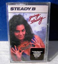 Steady B Going Steady 11 track 1989 CASSETTE TAPE NEW!
