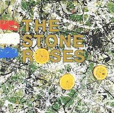 THE STONE ROSES - Stone Roses 20th Anniversay Remaster... CD SEALED/ NEW RARE