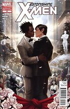 Astonishing x-MEN #51 variant Marko Djurdjevic gay wedding issue Northstar 38