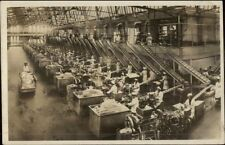 Workers in Factory Netherlands Gedeelte Packing Machines Rotterdam Cancel RPPC