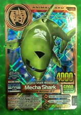 Animal Kaiser Bronze -English Mecha Shark Evo.4 A-150E foil