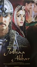 Jodhaa Akbar - Hrithik Roshan, Aishwarya Rai - bollywood hindi movie dvd
