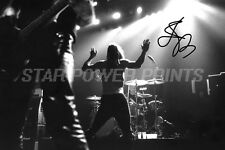 IGGY POP PRE-SIGNED PHOTO PRINT POSTER - 12 X 8 INCH  A+ QUALITY   THE STOOGES