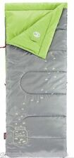 Coleman Glow In The Dark Sleeping Bag - camping childrens kids youth 2000021010