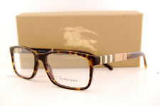 Brand New BURBERRY Eyeglass Frames BE 2162 3002 Dark Havana For Men  Size 55